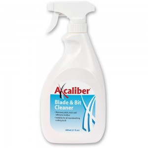 Axcaliber Blade and Bit Cleaner