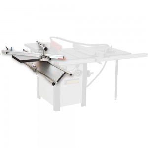 Axminster Trade Series AW10 & 12BSB2 Sliding Table Kit