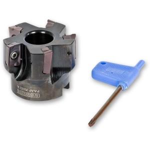 Glanze 50mm Diameter Face Mill Cutter