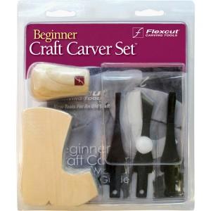 Flexcut 3-Blade Craft Carver Set