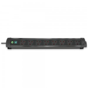 Brennenstuhl 8-Way Multi-Socket Outlet