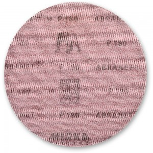 Mirka Abranet Abrasive Disc 180g - 125mm (Pkt 10)
