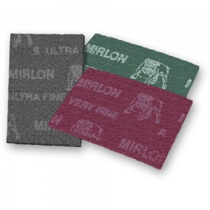 Mirka Mirlon Finishing Pads