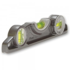 Stanley FatMax Torpedo Level