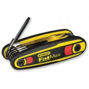 Stanley FatMax Locking Hex Key Sets
