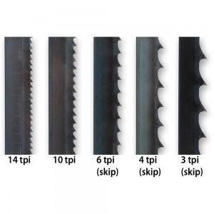 Axcaliber Metal Cutting Bandsaw Blades