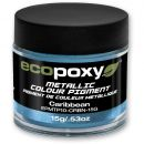 EcoPoxy Metallic Colour Pigment - Caribbean 15g
