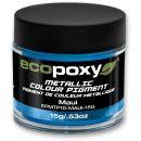 EcoPoxy Metallic Colour Pigment - Maui 15g