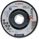 Bosch X-LOCK Metal Grinding Disc 115mm