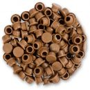 Lamello Clamex Covercaps - Brown (Pkt 100)