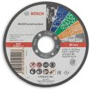 Bosch Rapido Multiconstruction Thin Cutting Discs - 115mm