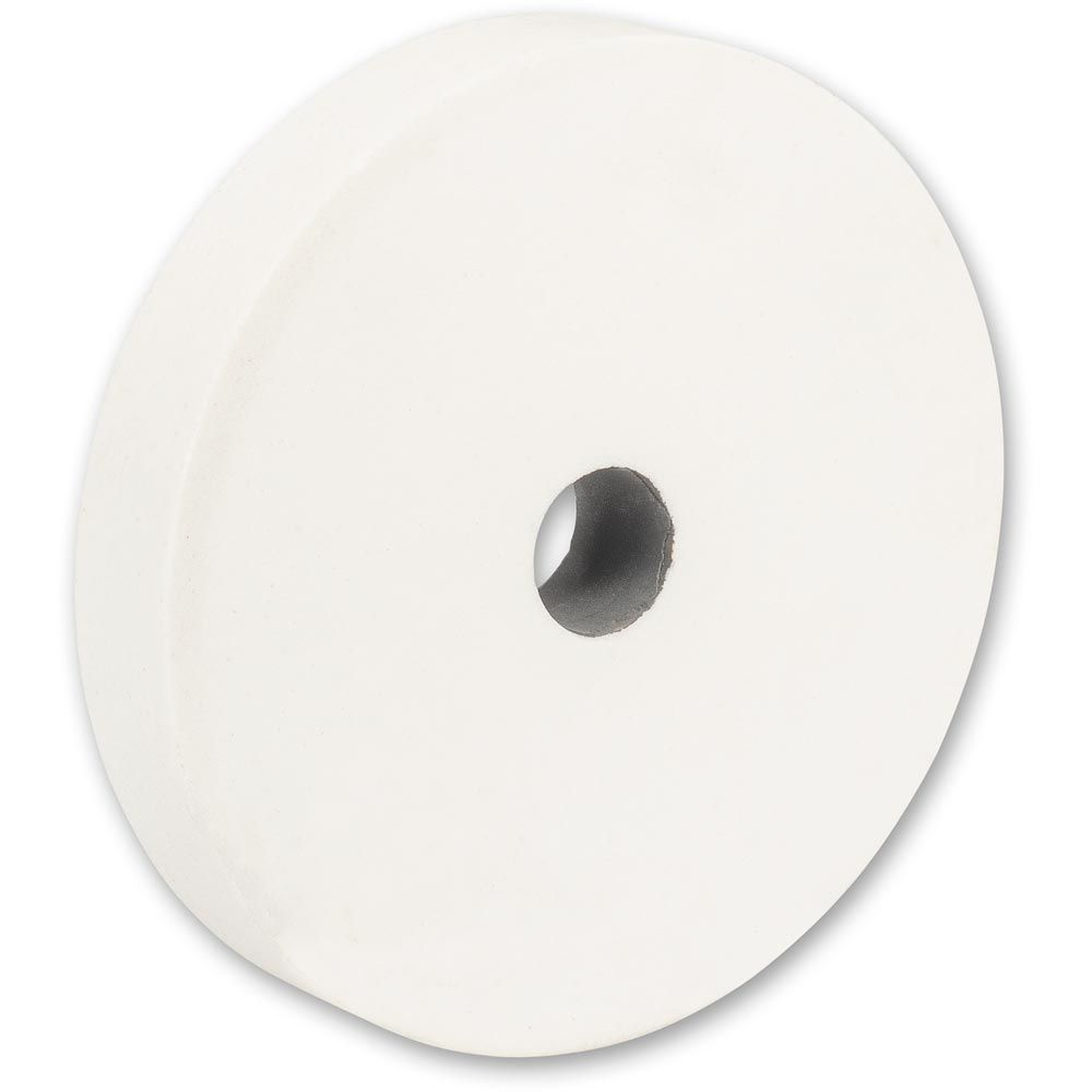 150 x 20 x 31.75mm 80G Axminster Grinding Wheel Aluminium Oxide White