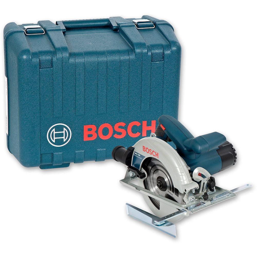 Bosch Gks 190 190mm Circular Saw 230v Axminster Tools