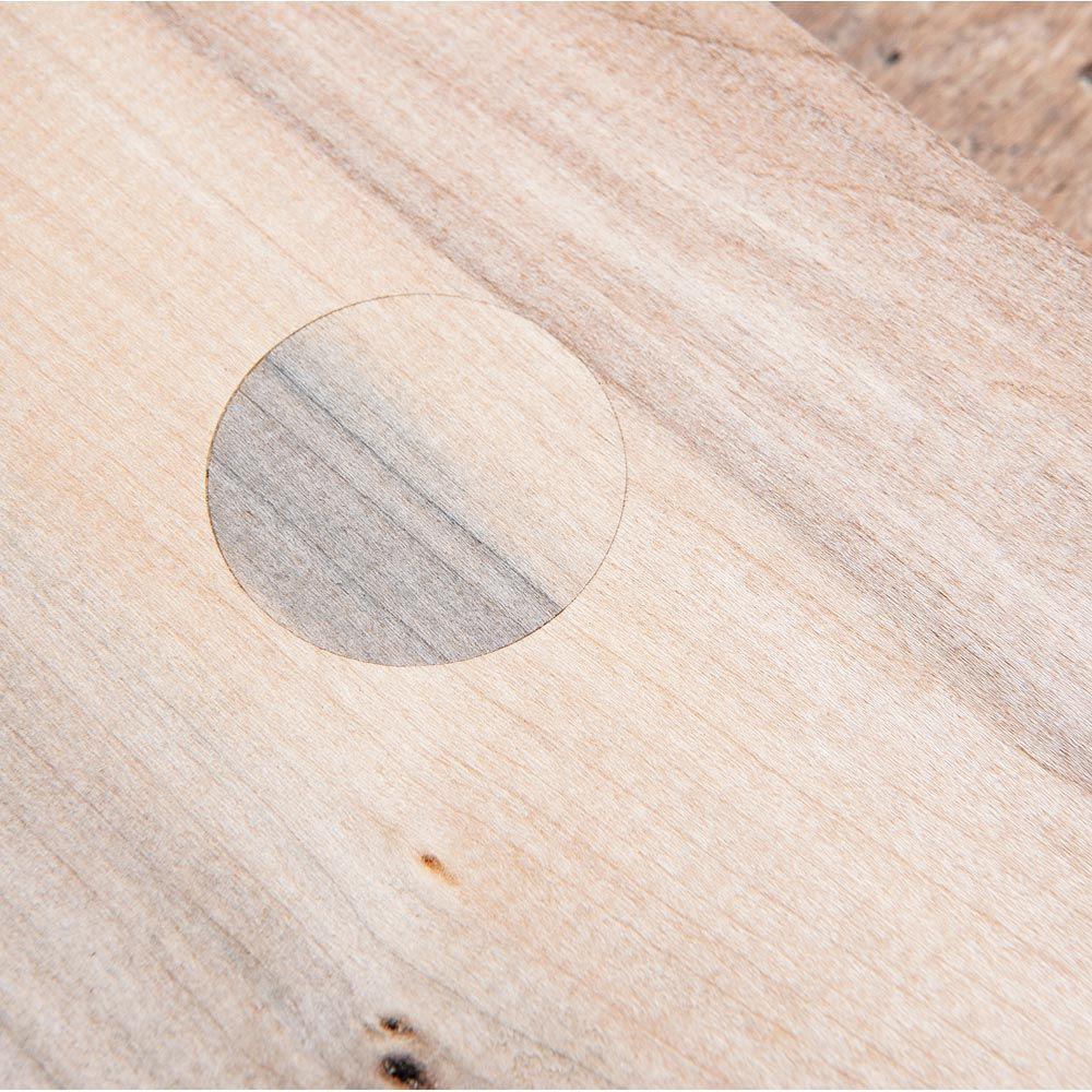 15 mm FISCH HSS Premium Tenon Plug Cutter