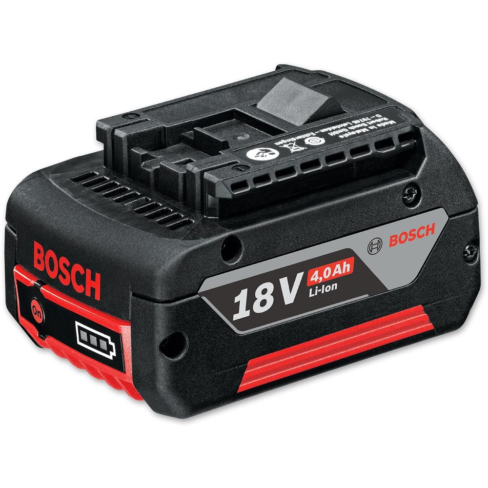 Bosch CoolPack Li Ion Battery 18V (4.0Ah)