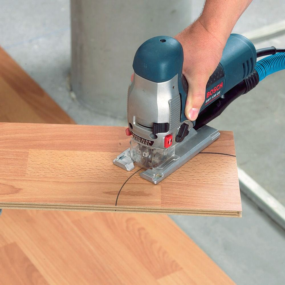 Bosch T101bif Jigsaw Blades Special, Jigsaw Blade For Laminate Flooring