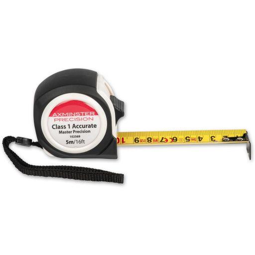 Axminster Master Precision Tape