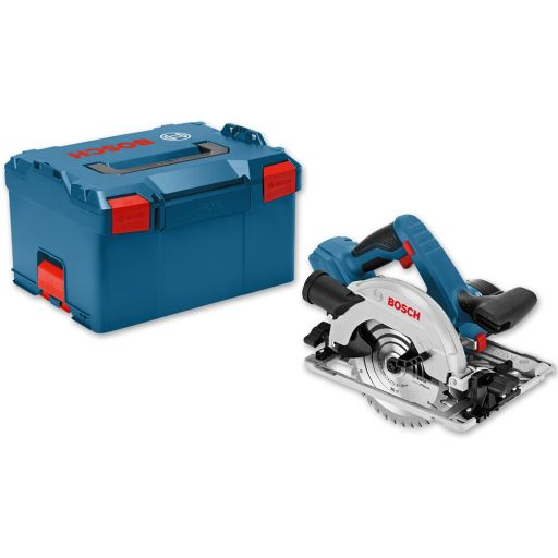 Bosch GKS18V-57G Circular Saw in L-BOXX 18V (Body Only)