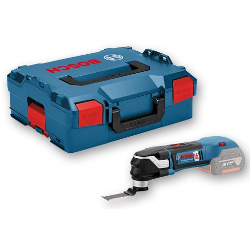 Bosch GOP 18 V-28 MultiCutter In L-Boxx (Body Only)