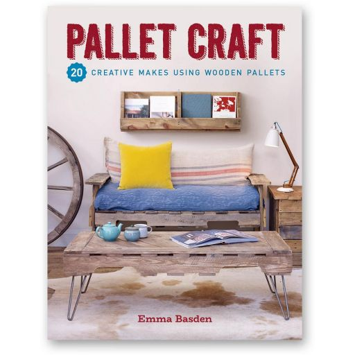 Pallet Craft - 20 Makes Using Pallets