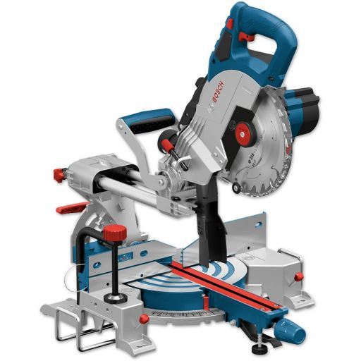 Bosch GCM 18V-216 BITURBO Cordless Mitre Saw 18V (Body Only)