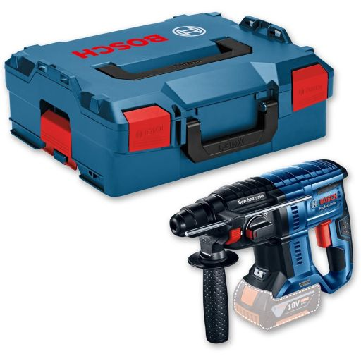 Bosch GBH18V-21 Brushless SDS+ Drill 18V in L-BOXX (Body Only)