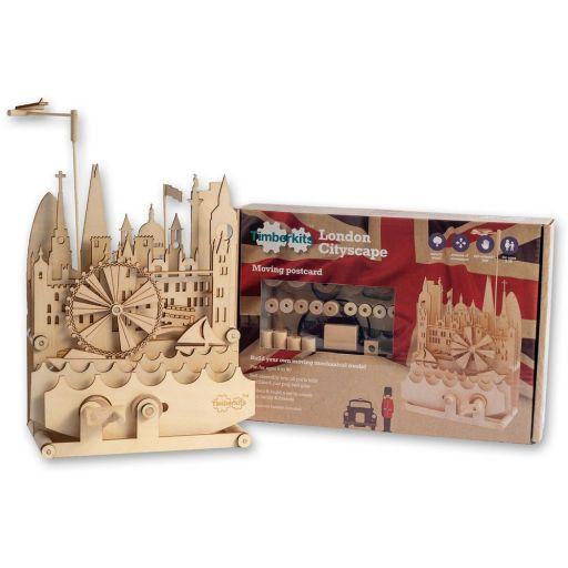 Timberkits Intermediate Kit - London City Scape