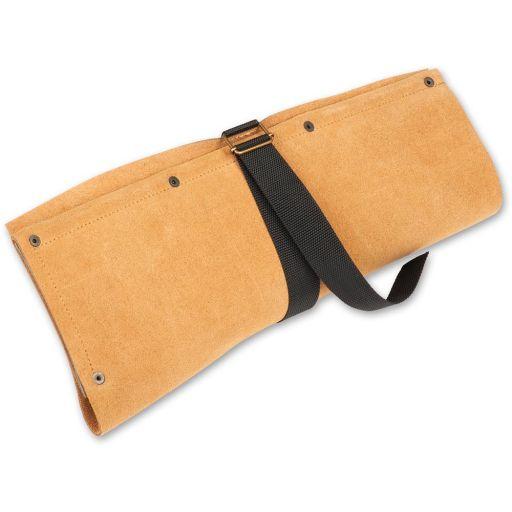 Rider Leather Saw Case