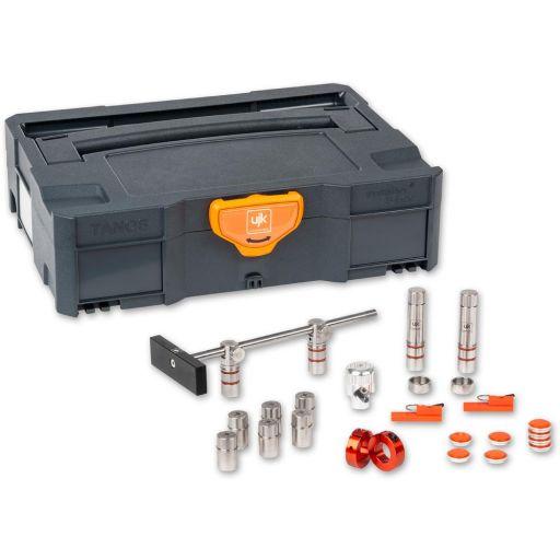 UJK Super Dog Accessory Kit In T-Loc Case