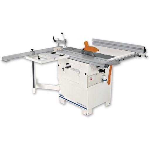 SCM SC1G 1.2m Panel Saw with Sliding Table - 230V