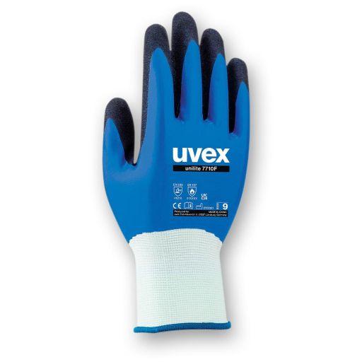 uvex unilite 7710F Multi Purpose Work Glove Size 8 (M)