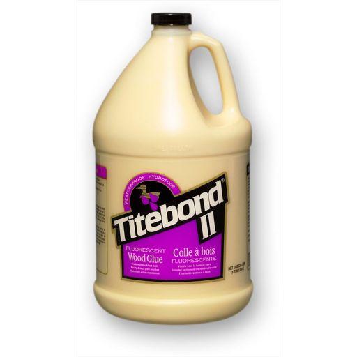Titebond II Fluorescent Wood Glue - 3.8 Litres (1 US Gall)