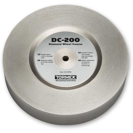 Tormek DC-200 Diamond Wheel Coarse - 200mm