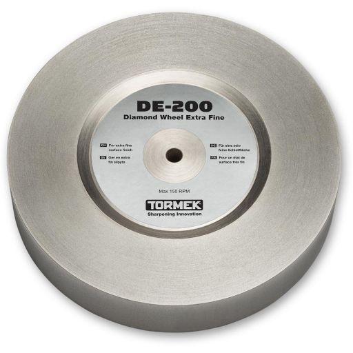 Tormek DE-200 Diamond Wheel Extra Fine - 200mm