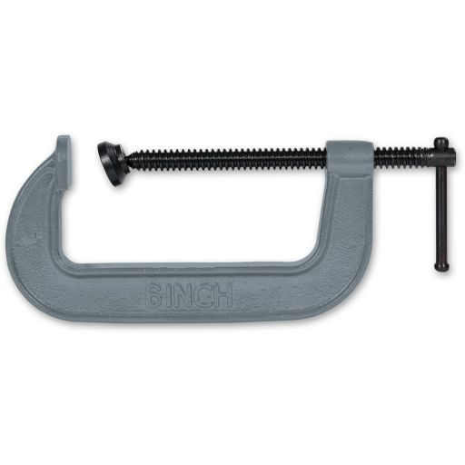 Axminster Trade Clamps HD G Clamp 150 x 70mm - Buy One Get One Free