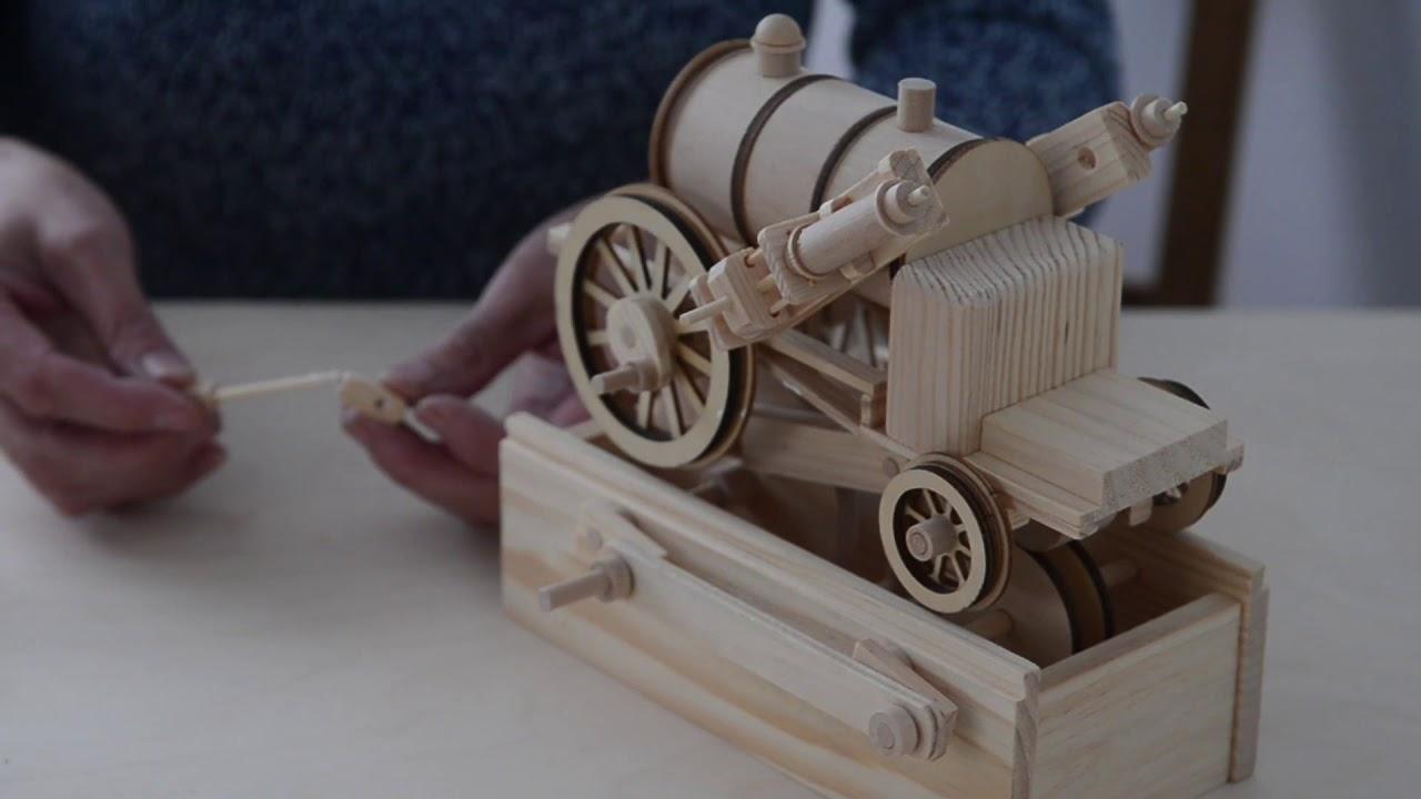 Timberkits Advanced Kit - Stephenson