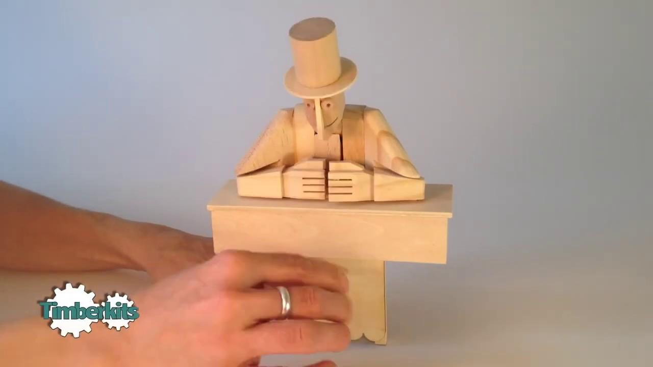 Timberkits Advanced Kit - Magician