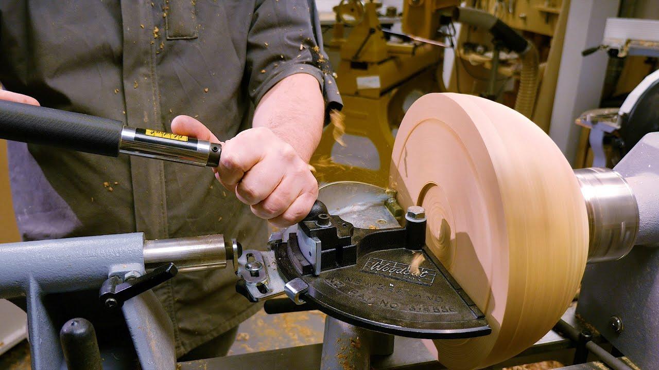 "Woodcut Bowlsaver Toolpost - 25.4mm (1"")"
