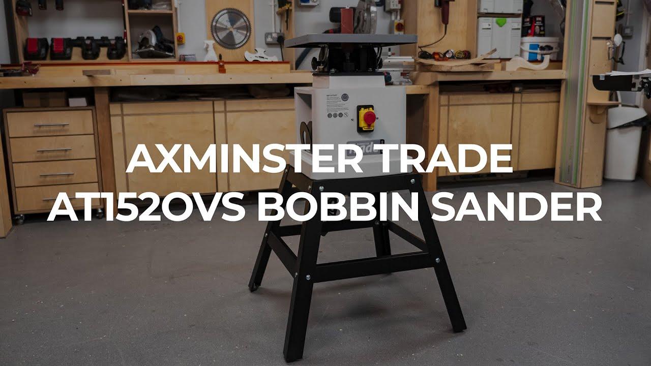 Axminster Trade AT152OVS Bobbin Sander