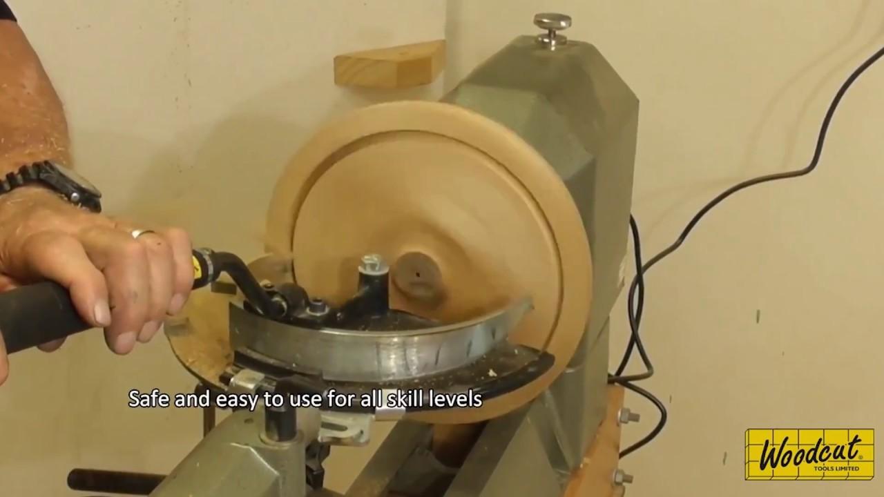Woodcut Bowlsaver Bowl Coring System