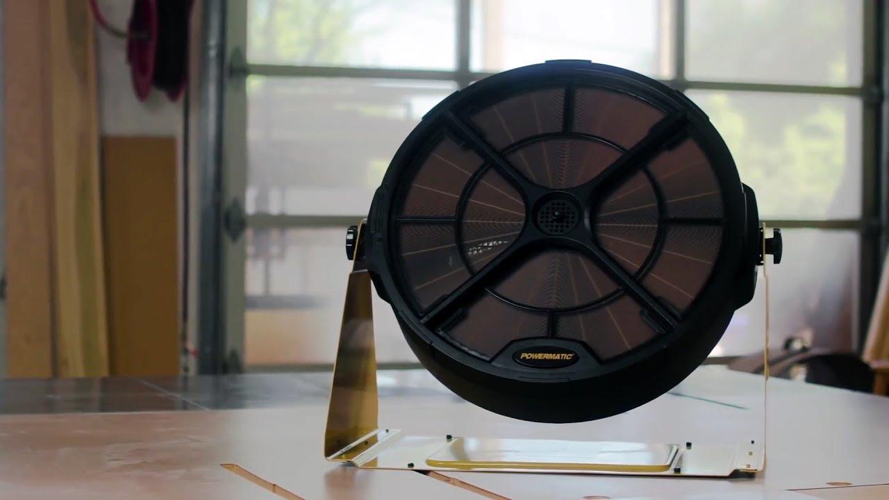 Powermatic PM1250 Micro Dust Filter