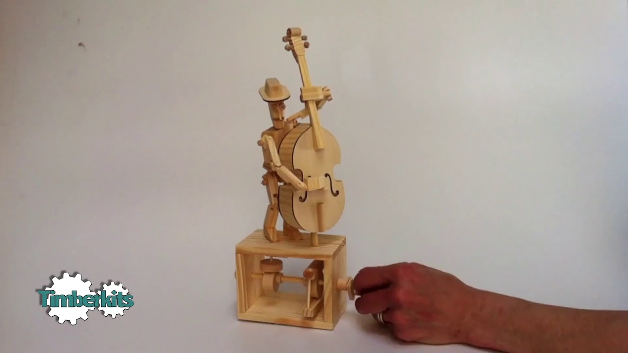Timberkits Confident Kit - Double Bass Player