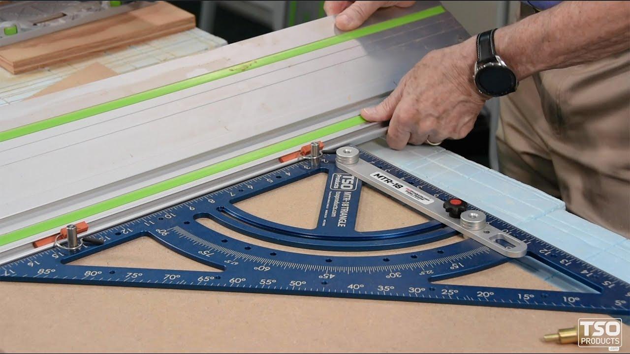 TSO Products MTR-18 Precision Triangle