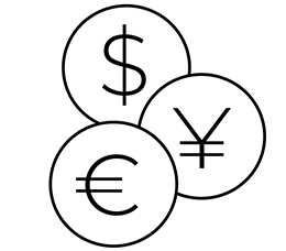 Payment in your currency