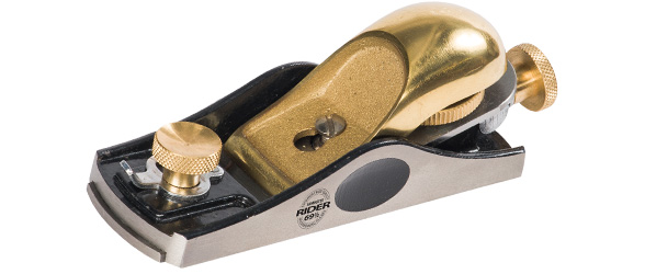 Axminster Rider No. 69½ Deluxe Low Angle Block Plane
