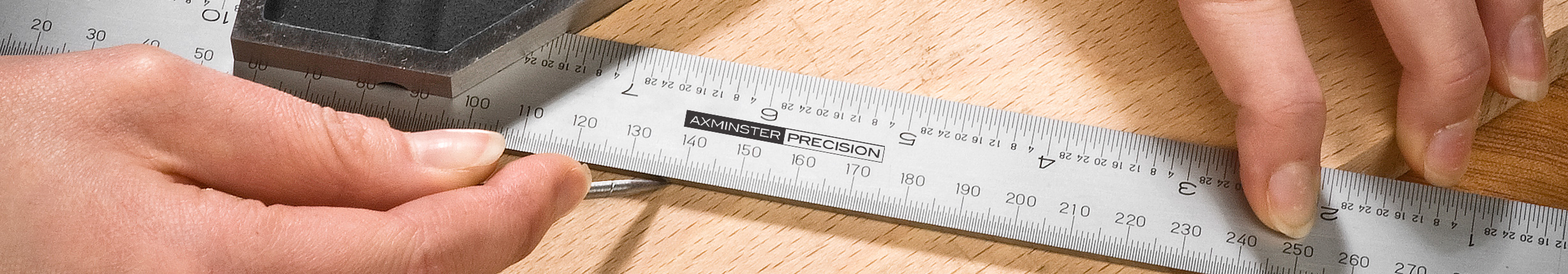 Introducing Axminster Precision & Axminster Workshop
