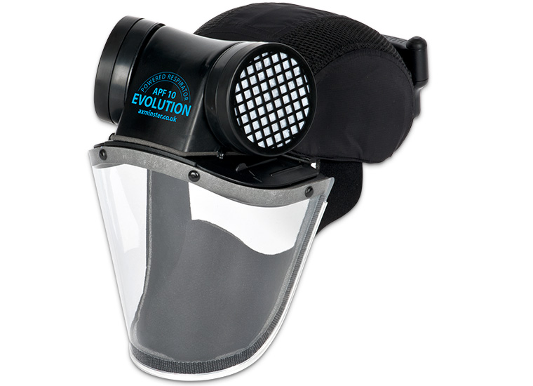 Axminster Evolution Powered Respirator