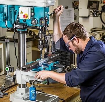 Axminster Engineer Series Pillar Drill