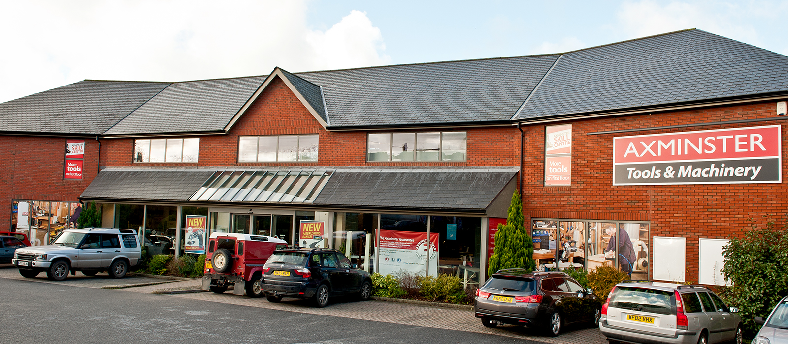Axminster Stores