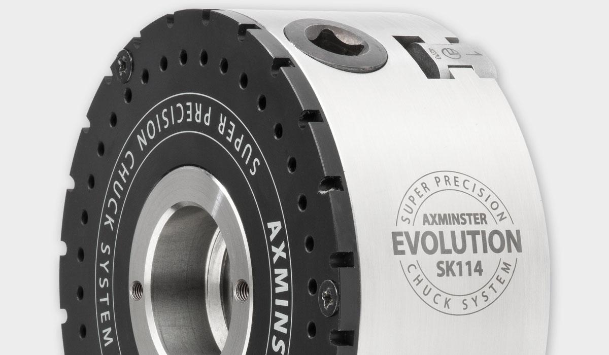 Evolution SK114 Chuck System - Inset
